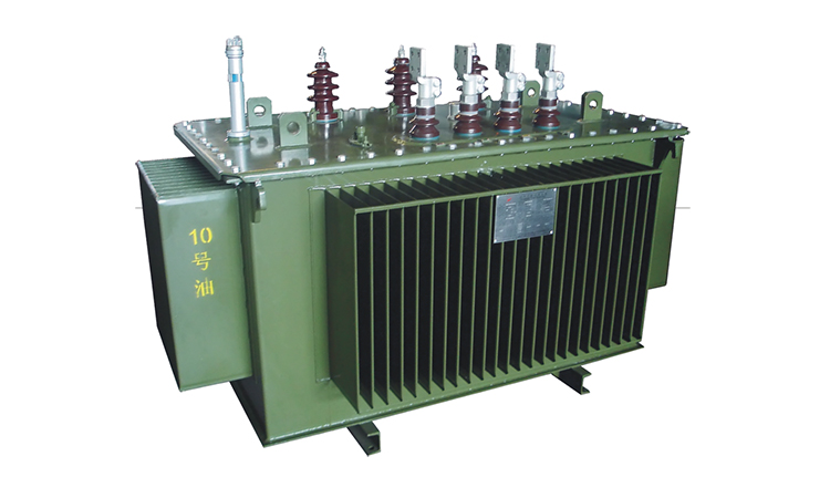Amorphous ally oil-immersed transformer
